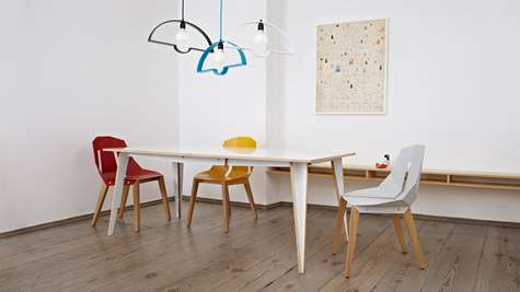 European design house trusts sustainable plywood